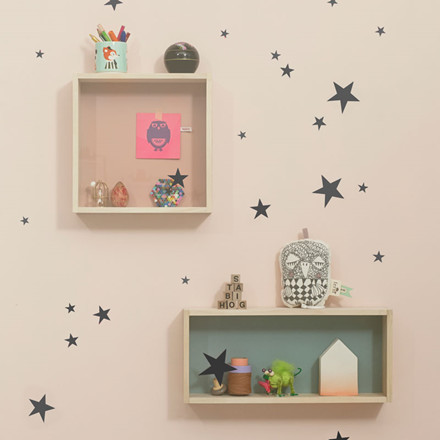Ferm Living Mini Stars Wallsticker