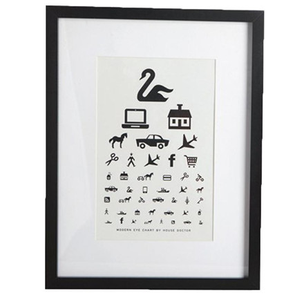 House Doctor The Eye Chart