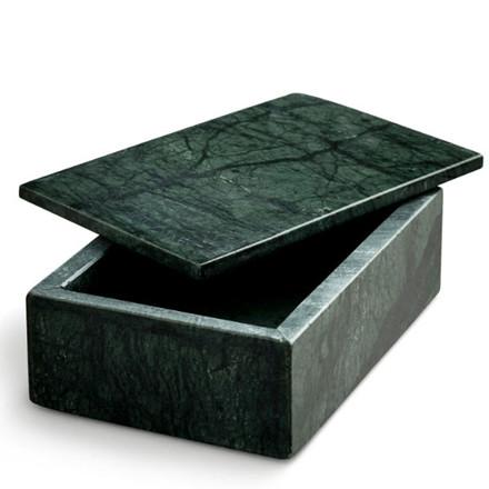 Nordstjerne Grøn marmor skrin