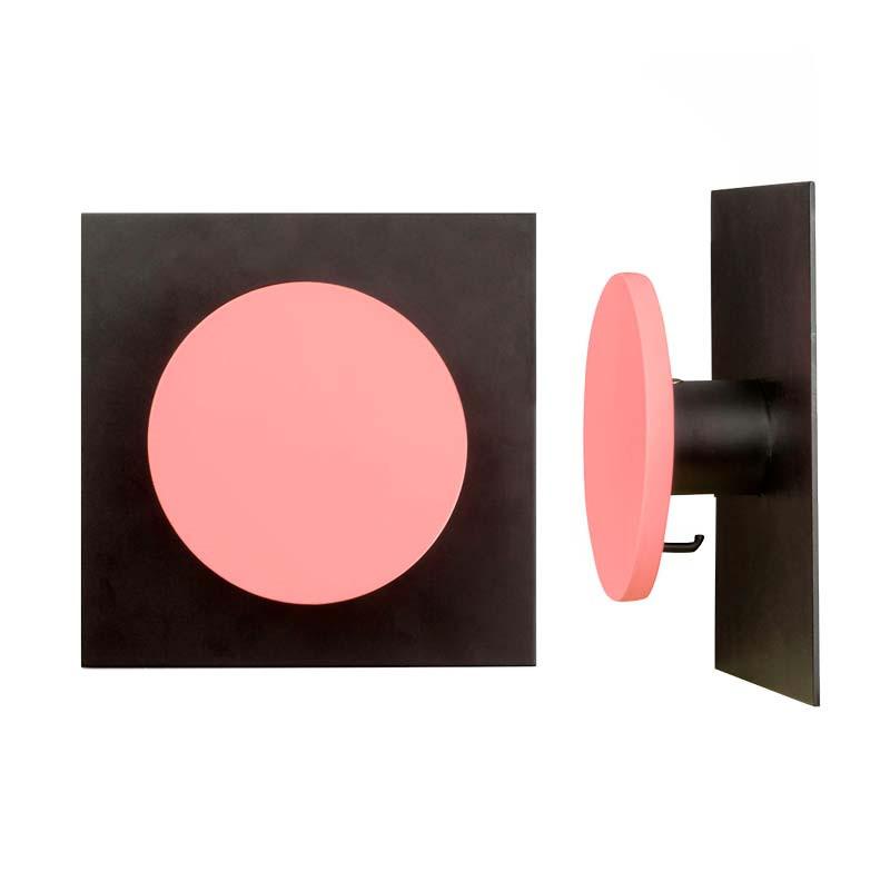Design Letters Hook2 Pink – pris 199.00