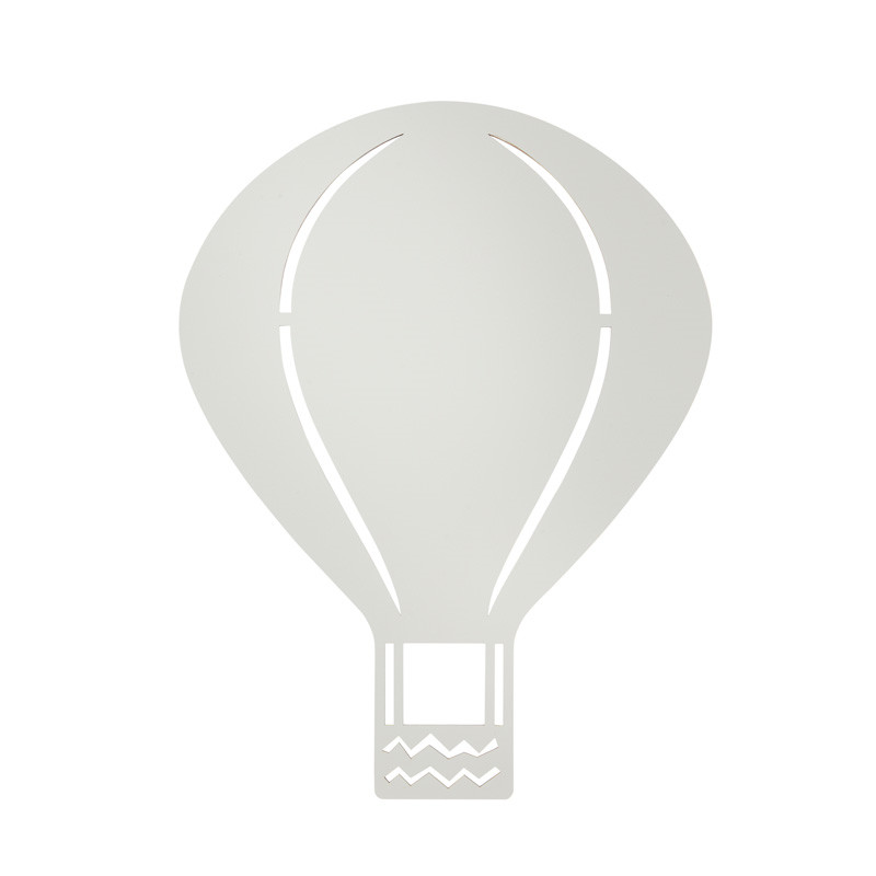 Ferm Living Air Balloon Lamp Grå – pris 499.00