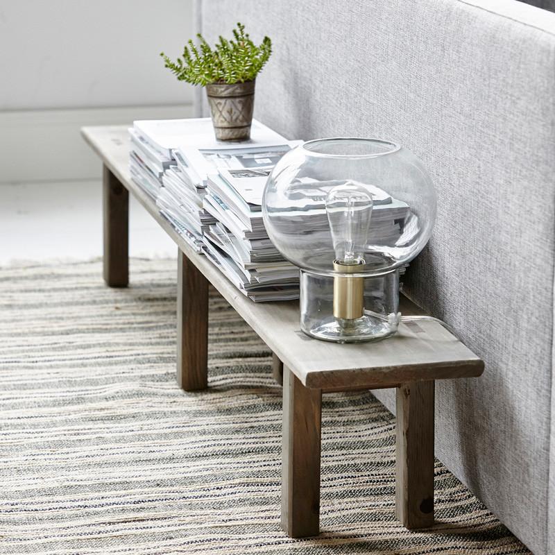 house doctor mush lampe. Black Bedroom Furniture Sets. Home Design Ideas