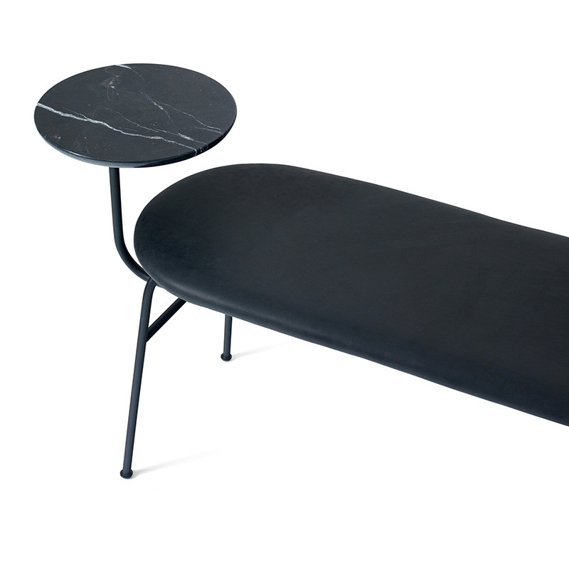 Menu Afteroom Bench Sort – pris 7995.00