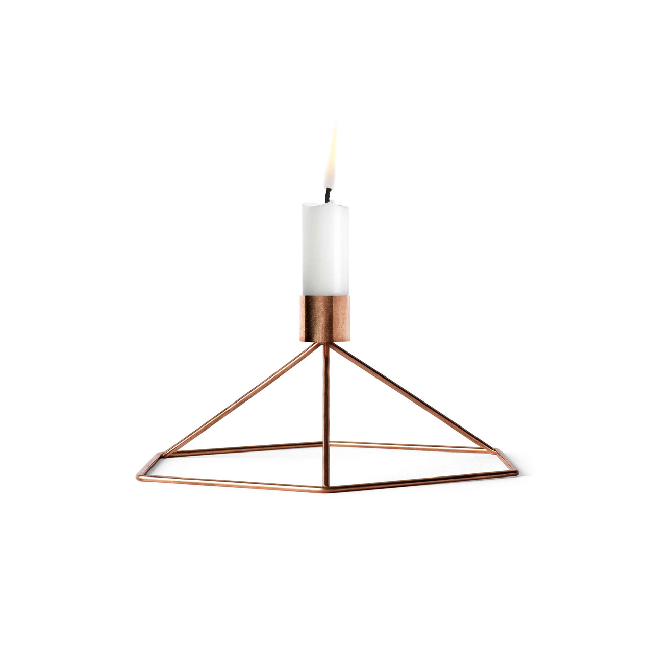 Menu POV Candleholder Table Copper – pris 349.00