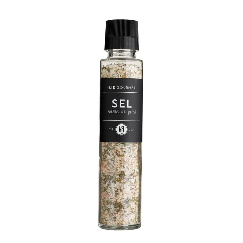 Otherwine Lie Gourmet Basilikum Salt – pris 70.00