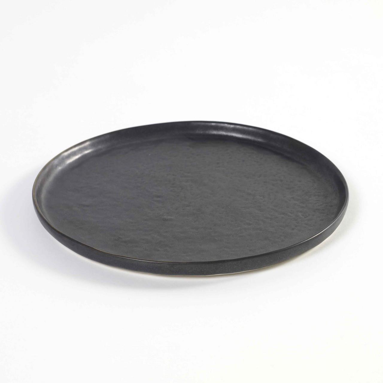 Serax Plate Black – pris 95.00