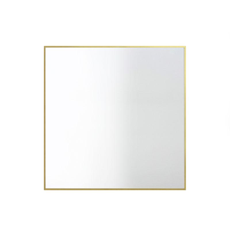 By Lassen View Spejl Messing – pris 1399.00