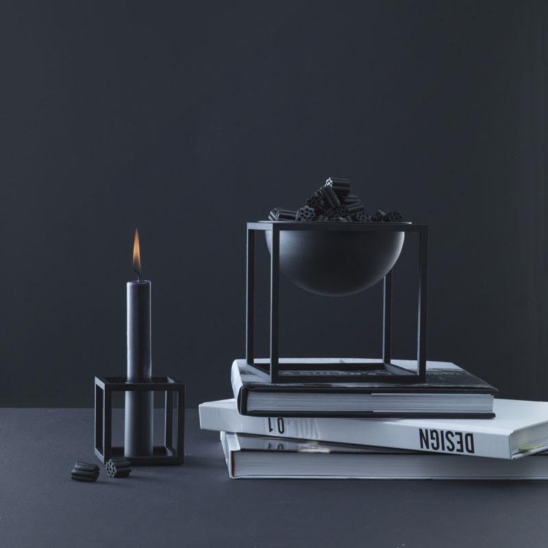 by lassen kubus stage til 1 lys. Black Bedroom Furniture Sets. Home Design Ideas