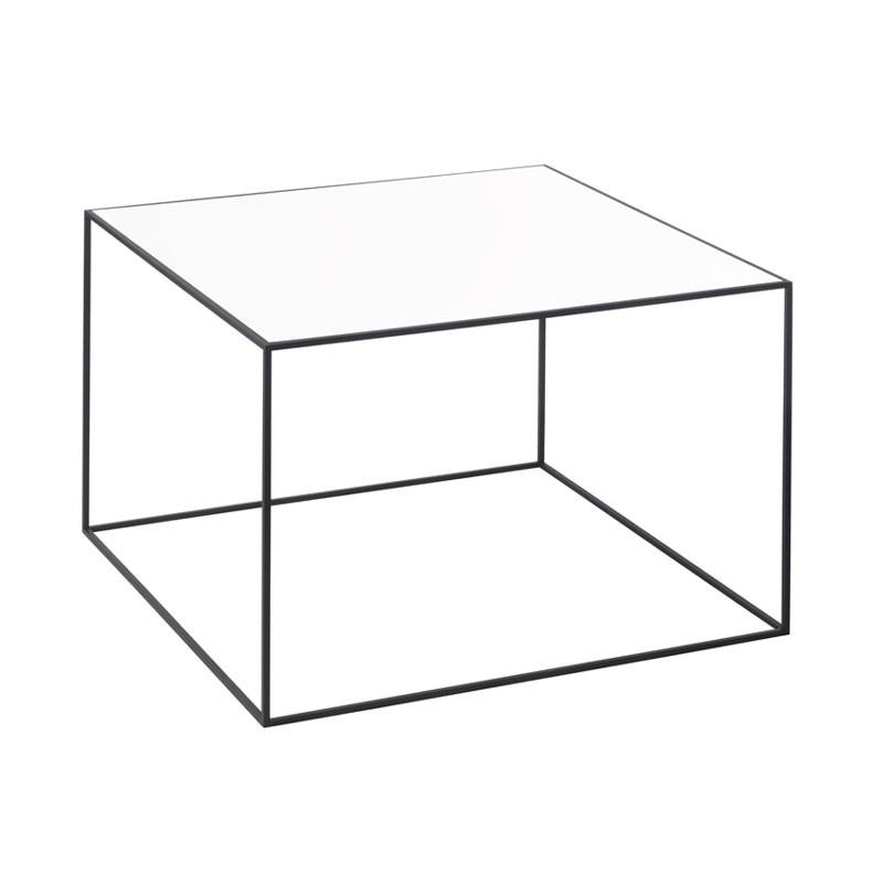 By Lassen Twin Table 49 Hvid/Eg – pris 2399.00