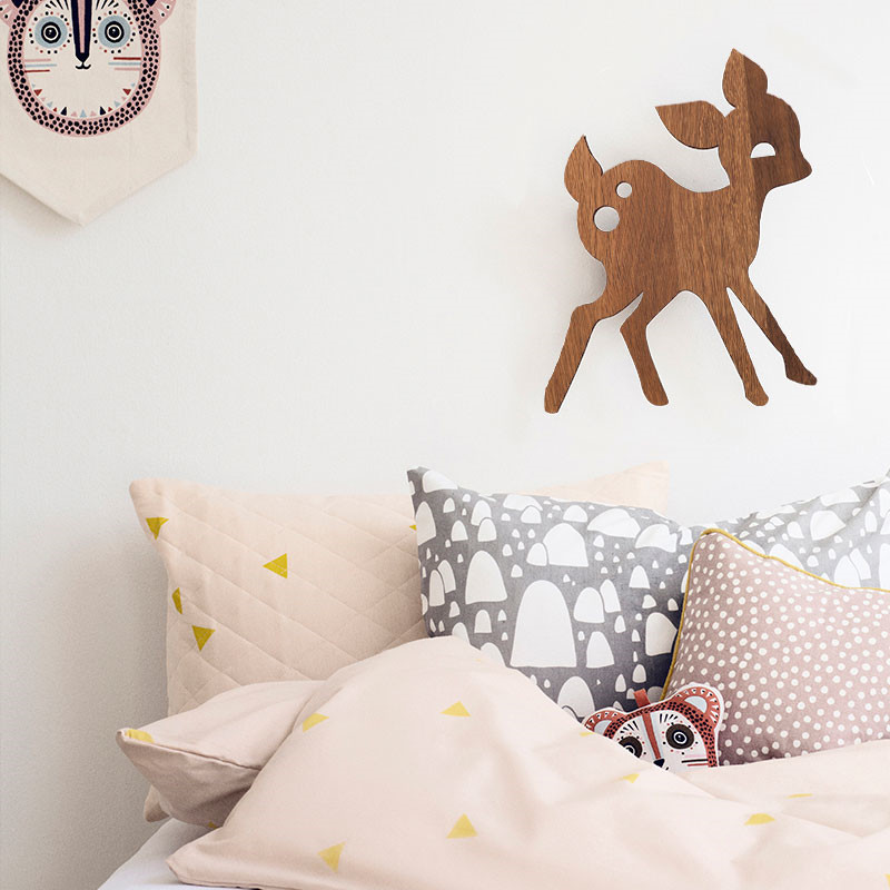 Ferm Living My Deer Lamp – pris 499.00