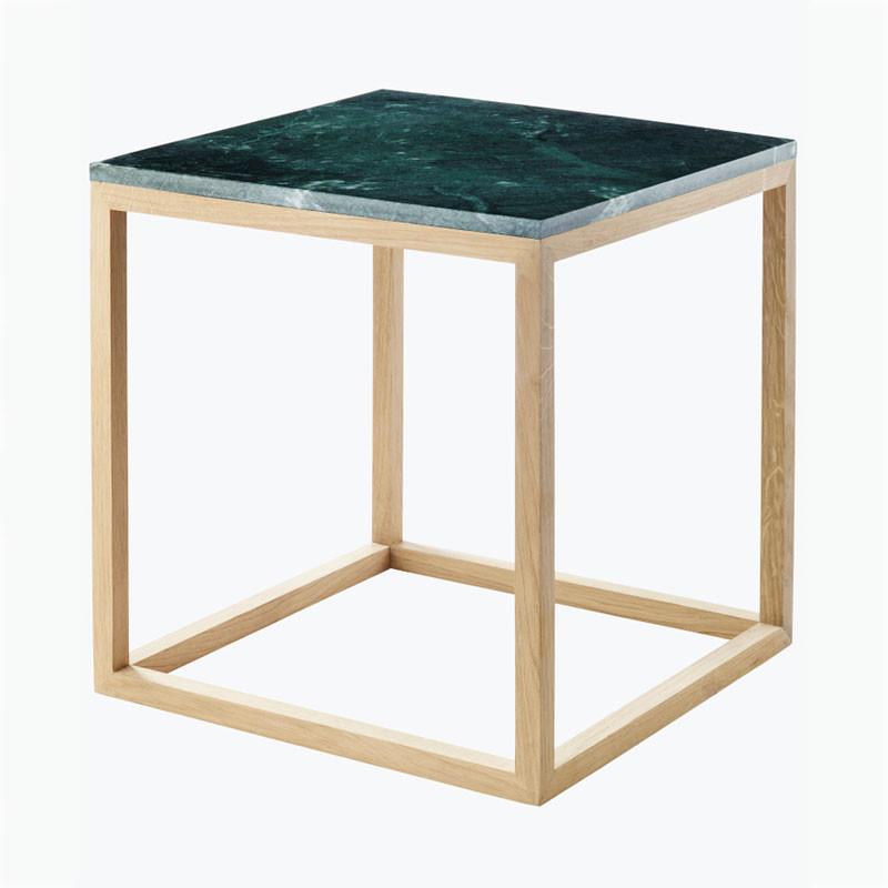 Kristina Dam The Cube Table Green – pris 2300.00