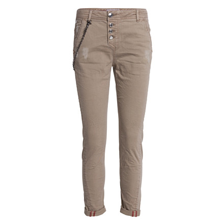 MOS MOS JEANS - BLISS VINTAGE PANTS SAND