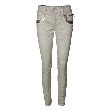 MOS MOSH JEANS - NAOMI GLAM COLD GREY