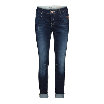 MOS MOSH JEANS - NELLY DEEP BLUE