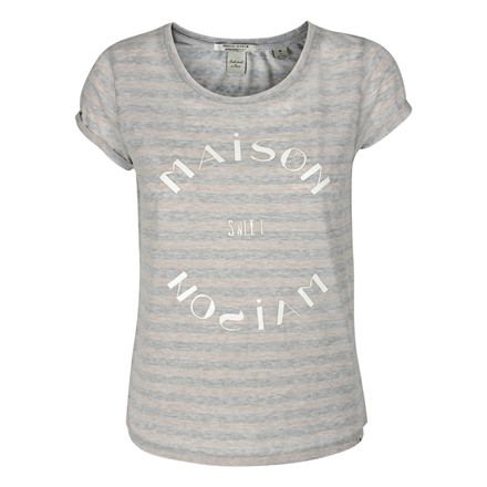 MAISON SCOTCH T-SHIRT - 51607 STRIBET