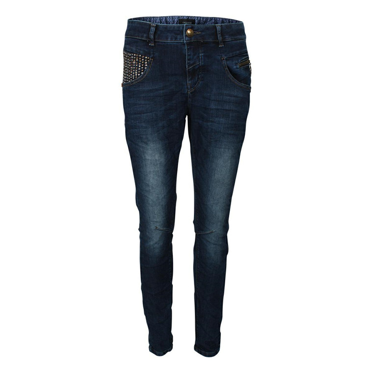 MOS MOSH JEANS - NELLY YORK BLUE DENIM