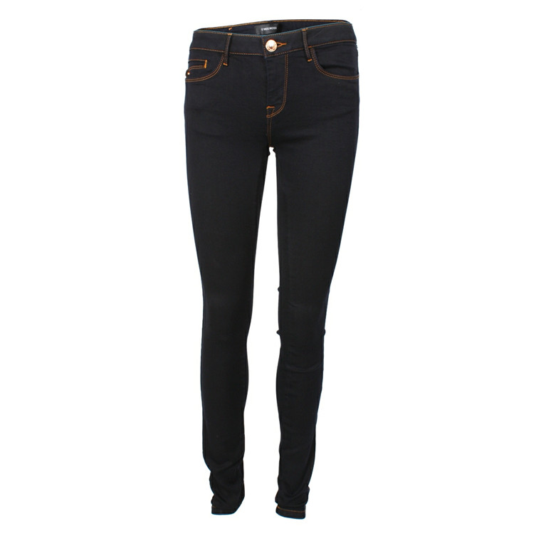 MOS MOSH JEANS - CLEAN BLUE DENIM