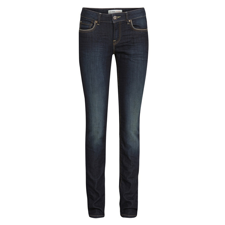 MOS MOSH JEANS - SIENNA DARK BLUE DENIM