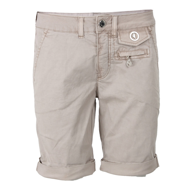 MOS MOSH SHORTS - FLICK PLAIN BEIGE