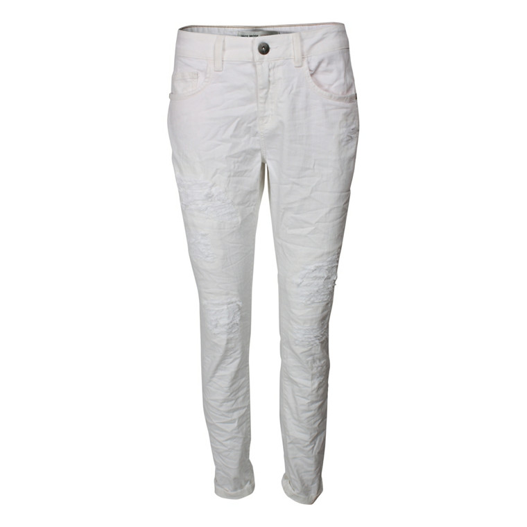 MOS MOSH JEANS - BRADFORD GIRLFRIEND WHITE