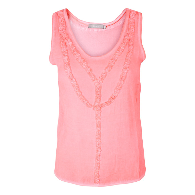 GUSTAV TOP - 10726 CORAL
