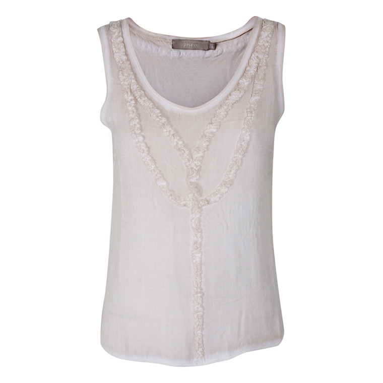 GUSTAV TOP - 10726 CREME