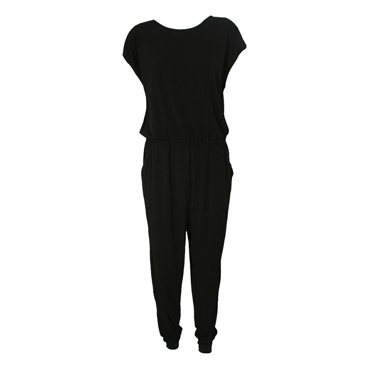 BY MALENE BIRGER JUMPSUIT - LIGGASO SORT