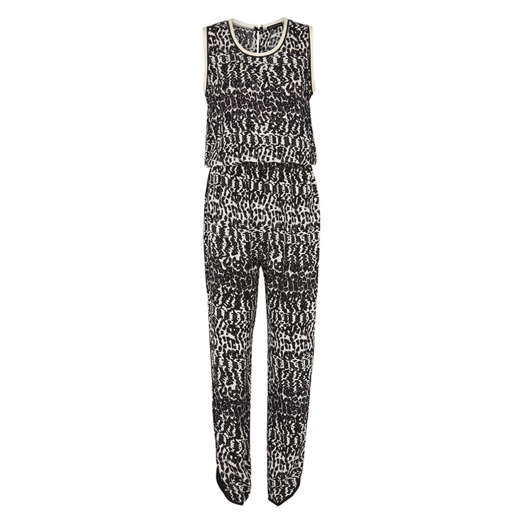 SECOND FEMALE JUMPSUIT - PALINI SORT