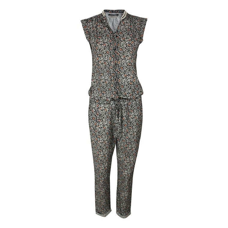 MAISON SCOTCH JUMPSUIT - 94704 MØNSTRET