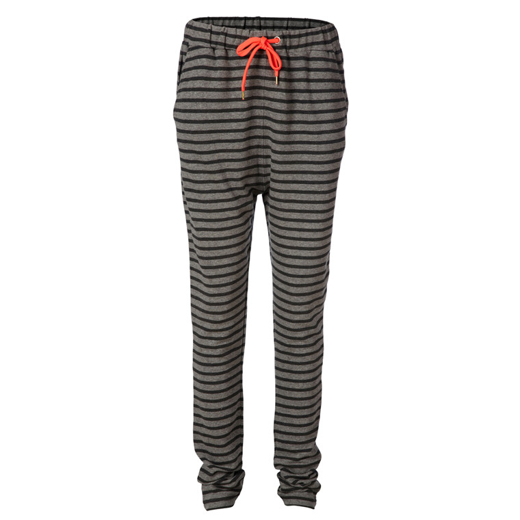 LOLLYS LAUNDRY SWEATPANTS - PINKY STRIBET