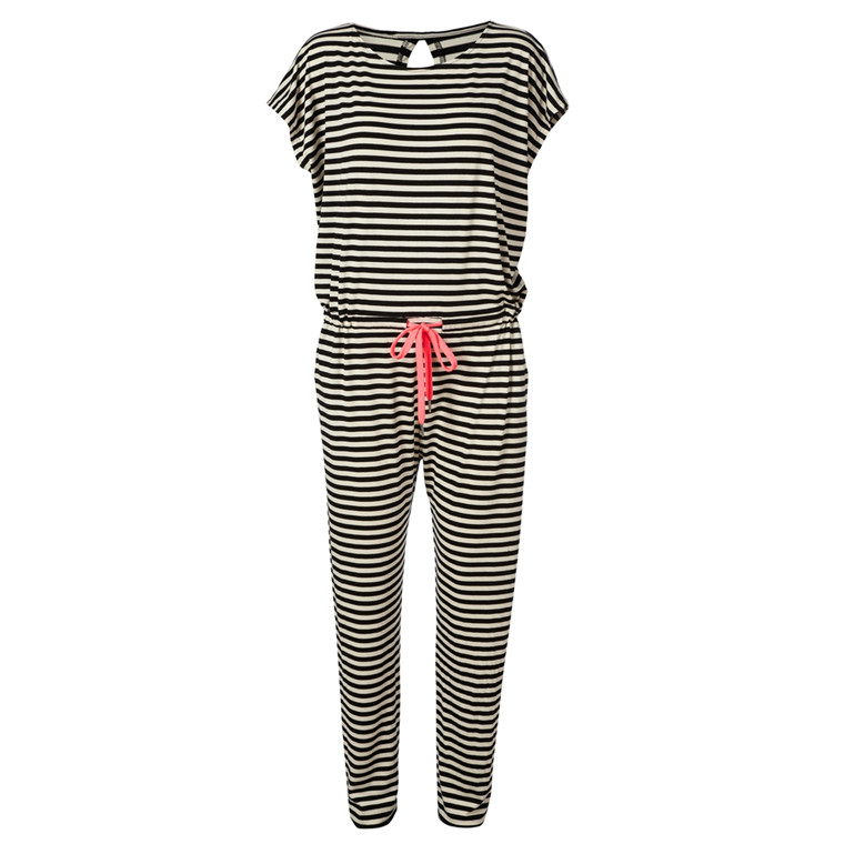LOLLYS LAUNDRY JUMPSUIT - KARMA STRIBET