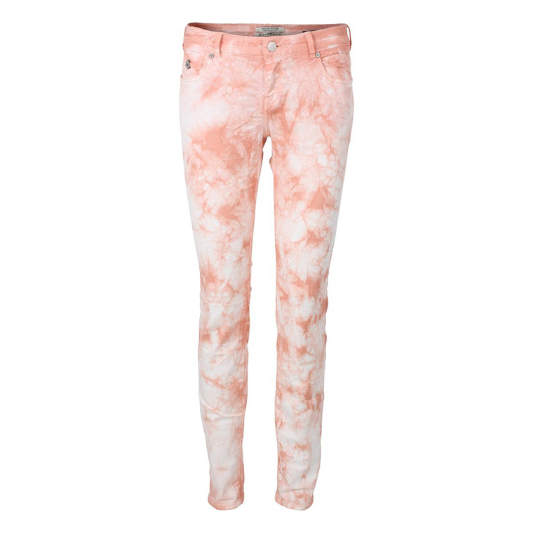 MAISON SCOTCH - PARISIENNE COLOUR TIE DYE PUDDER