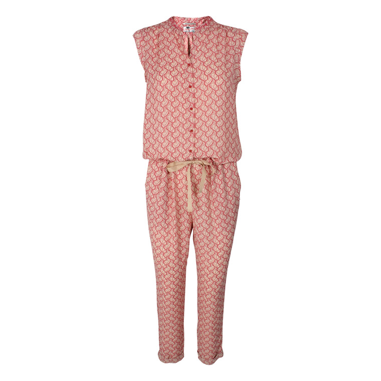 MAISON SCOTCH JUMPSUIT - 94846 CORAL
