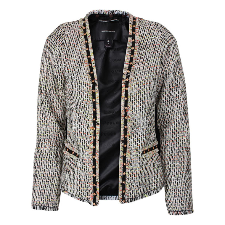 MAISON SCOTCH BLAZER - 30703 FASHION BLAZER SORT