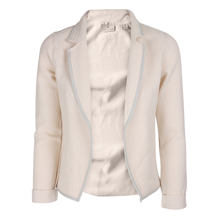 MAISON SCOTCH BLAZER - 31710 SAND