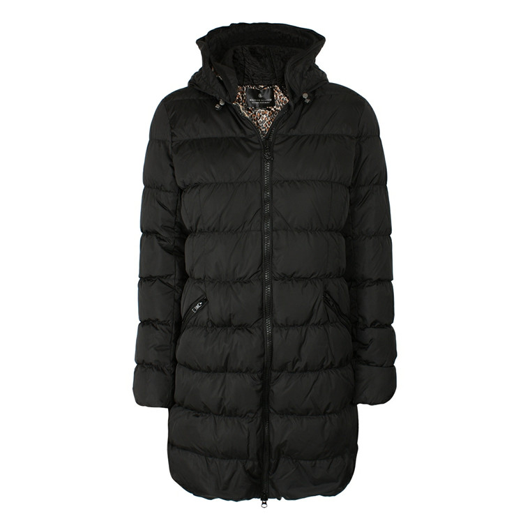MAISON SCOTCH JAKKE - 10723 LONG DOWN JACKET SORT