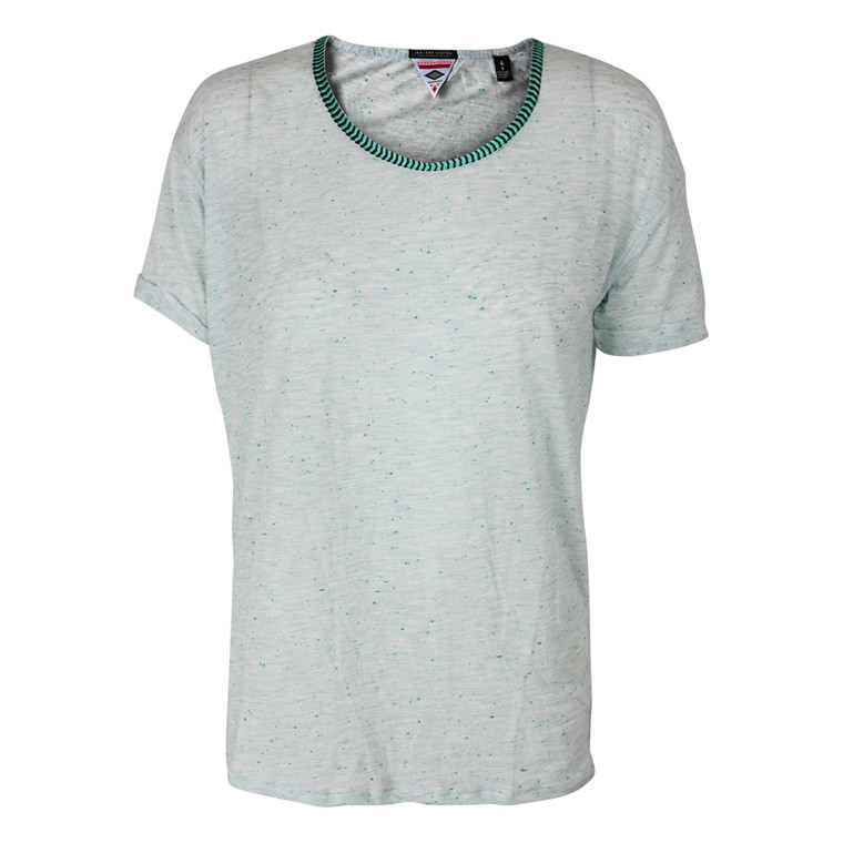 MAISON SCOTCH T-SHIRT - 51712 GRØN