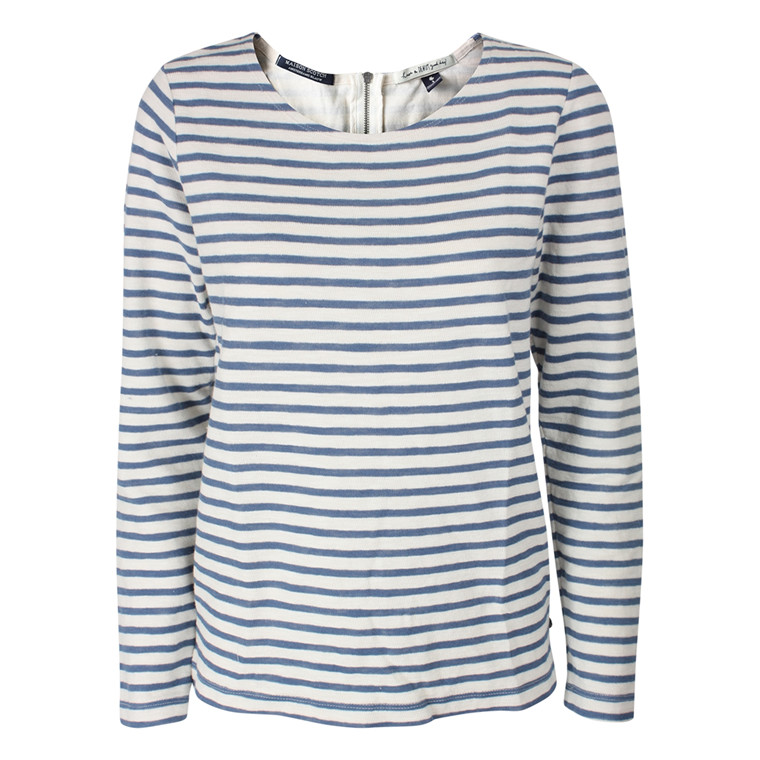 MAISON SCOTCH SWEATSHIRT - 40730 BLÅ