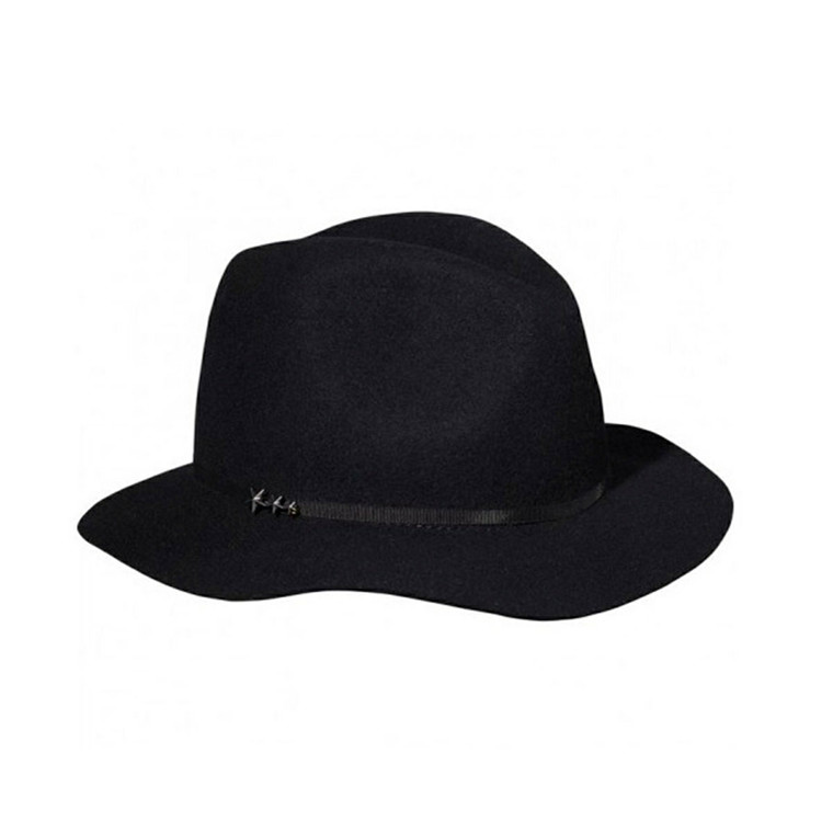 MAISON SCOTCH HAT - 72701 SORT