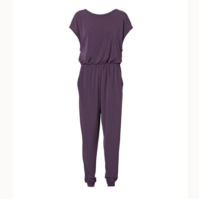 BY MALENE BIRGER JUMPSUIT - LIGGASO BORDEAUX
