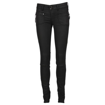MOS MOSH BUKSER - KATE PANTS BLACK SORT