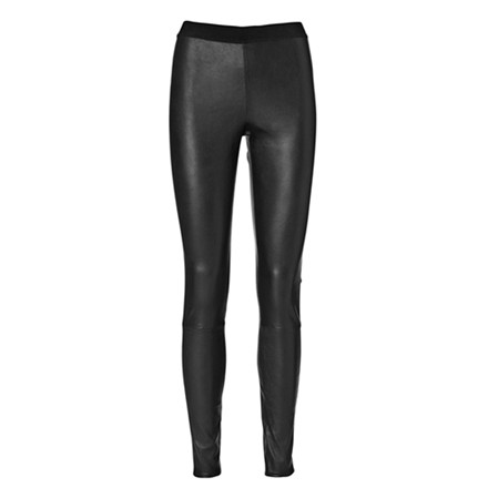 BY MALENE BIRGER SKINDLEGGINS - TENDAI LEATHER SORT