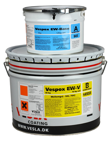 Vespox Vandig Epoxy 12 kg st