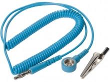 Spiralledning til håndledsbånd