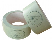 IDP-Stat PVC tape, 50mm x 66 meter