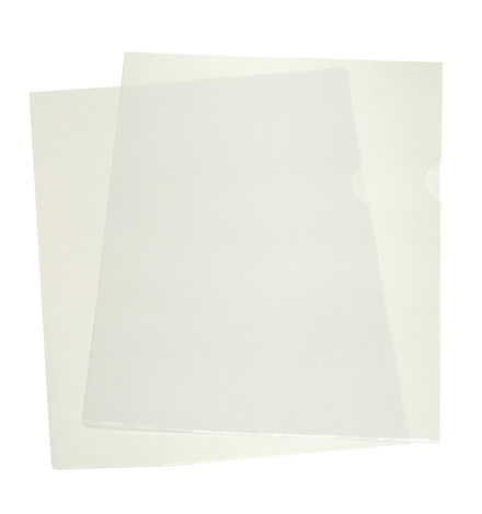 IDP-STAT® Transparent A4 plastomslag, 0,25 mm, 100 stk.