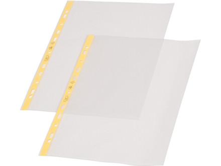 IDP-STAT® Transparent A4 plastlomme, 100 stk.