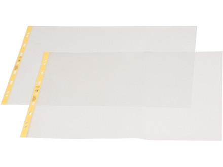 IDP-STAT® Transparent A3 plastlomme, 50 stk.