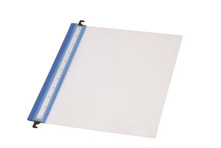 IDP-STAT® A4 Hængemapper, blå/transparent, 25 stk.