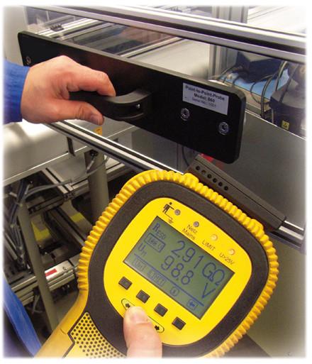 Punkt-til-punkt probe model 860